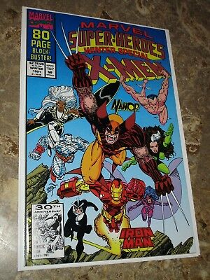 Marvel Super-Heroes Winter Special 1st SQUIRREL GIRL Appearance 1991 9.6+