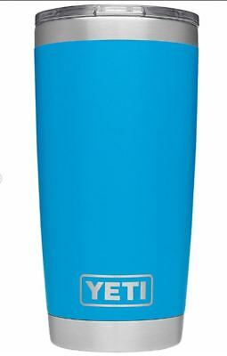 Yeti 20oz Tumbler Rambler Blue BRAND NEW SHIP SAME DAY