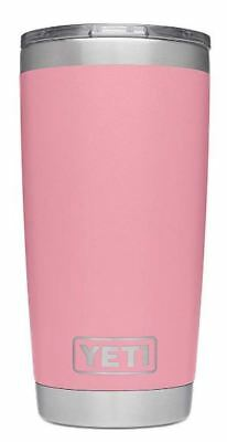 Yeti 20oz Tumbler Rambler Light Pink BRAND NEW SHIP SAME DAY