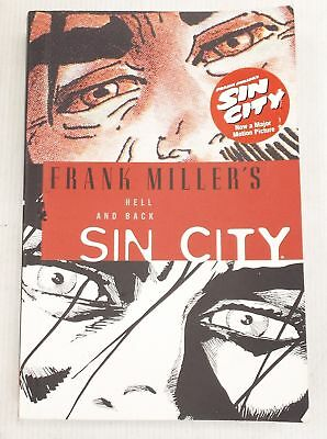 SIN CITY (Book 7) HELL AND BACK Graphic Novel FRANK MILLER Dark Horse 2005 - Y96