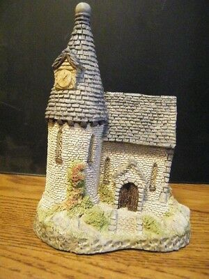 David Winter   The Chapel  1984   No Box Or Coa  Mint Condition