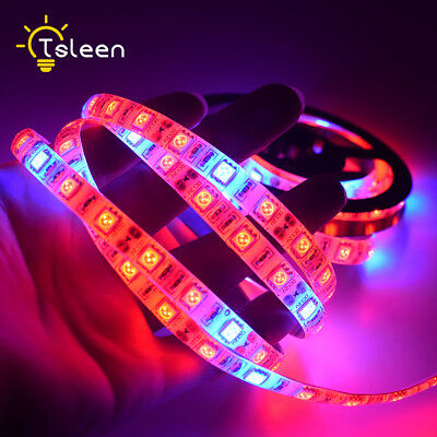 LED Strip Grow Light Lamp With Power 4Red:1Blue For Vegetable Plant Seedling 35