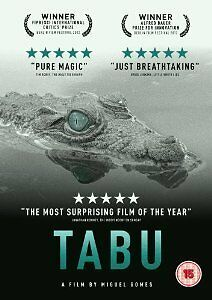 Tabu [DVD] [2012], DVD, New, FREE & Fast Delivery