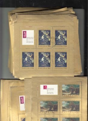 oldhal-Poland- 150 sheets of the Portrait set from 1967-
