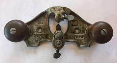 Stanley #71  - Type 10 - Router Plane