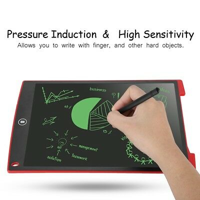 """12"""" LCD Portable Smart Erase Painting Board Digital Drawing Tablet for Children"""