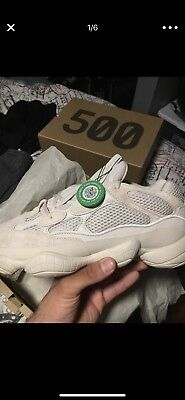 official photos 0ea48 d92ac ADIDAS YEEZY 500 Blush Size 11 100% Auth. OG All Worn Purchased From StockX