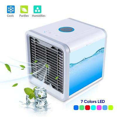 Arctic Air Conditioner Portable Fan Personal Desk Air Cooler Humidifier Home AU