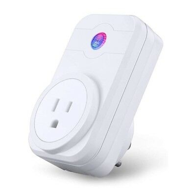 WiFi Smart Socket Mini Outlet Plug Compatible with Alexa Google Home IFTTT Wirel