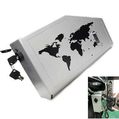 Portable New Decorative Aluminum Box For BMW F700GS F800GS 2013-ON Side Bracket