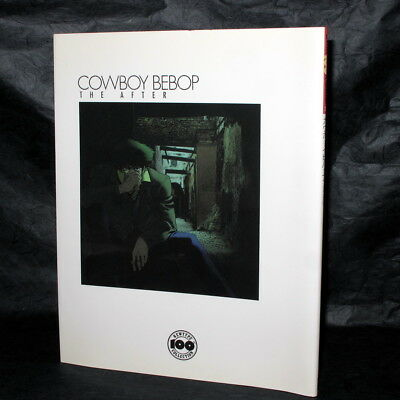 Cowboy Bebop After New Type 100 Collection Japan Anime Art Book
