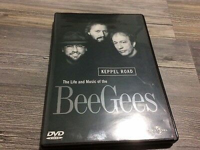 Bee Gees - Keppel Road The Life And Music Of The ...(DVD)1997 2001