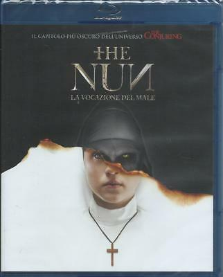 The nun. La vocazione del male (2018) Blu Ray