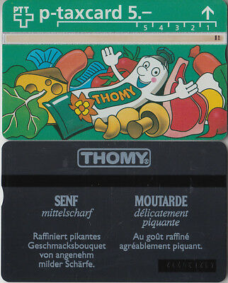 Suisse - Phone Card - Taxcard Privée  *** Thomy ***
