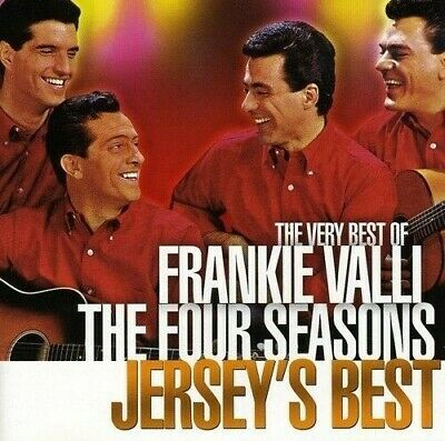 Jersey's Best: The Very Best of Frankie Valli & The Four Seasons Music CD