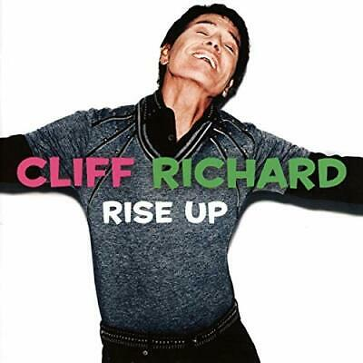 Cliff Richard - Rise Up - Cliff Richard CD NQLN The Fast Free Shipping