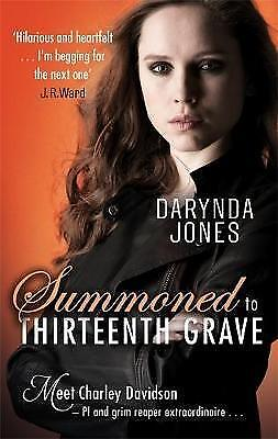 Summoned to Thirteenth Grave, By  Darynda Jones [Hardback | 2019 |Free delivery]
