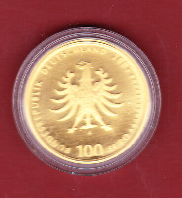 100 Goldeuro 2003 (Quedlinburg)