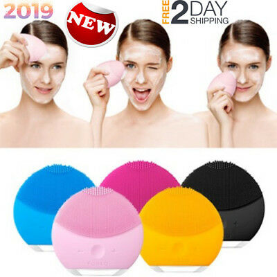 Foreo luna mini2 Face Skin Care Wash Cleansing Brush Device Beauty Facial (clone