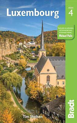 Luxembourg by Tim Skelton Paperback Book Free Shipping!