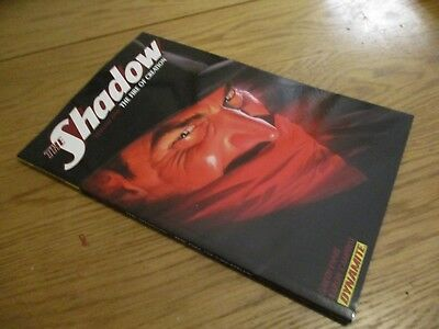 the shadow  vol 1 fire of creation  graphic novel   paperback garth ennis