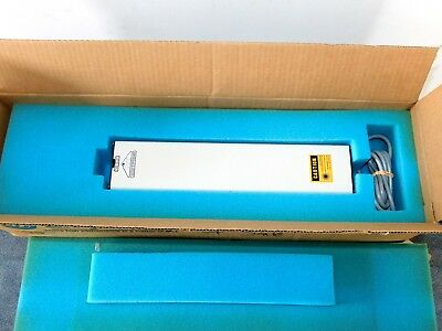 UNIPHASE 155SL HELIUM NEON LASER ~ .95 mW Class II ~ WORKS ~ NEW; NOS (?)