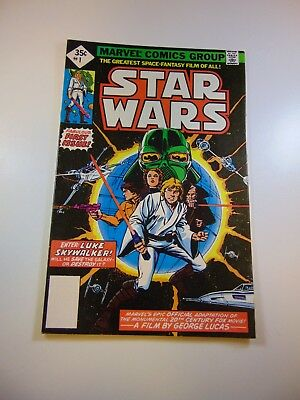 Star Wars #1 reprint 1977 series VF condition Huge auction going on now!