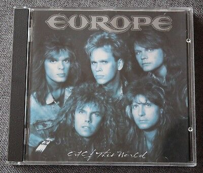 Europe, out of this world, CD