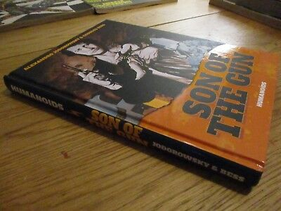Son of the Gun hardcover Jodorowsky and Bess Humanoids HC graphic novel