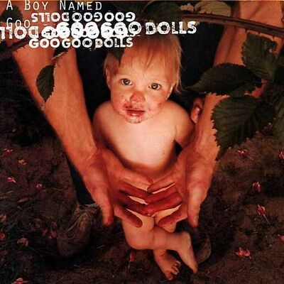 (CD) Goo Goo Dolls - A Boy Named Goo (1995, Metal Blade)