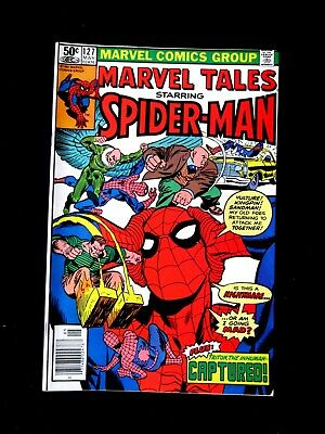 Marvel Tales Starring Spider-Man.  #127. 1979   Nm+ (9.6)