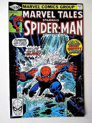 Marvel Tales Starring Spider-Man.  #128. 1981   Nm+ (9.6)