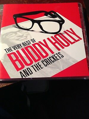 Buddy Holly & The Crickets  -  The Very Best Of   2008  2 CD