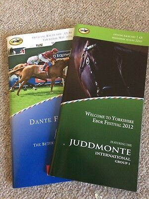 Juddmonte International 2012 Frankel + Dante Stakes 2017 Featuring Cracksman
