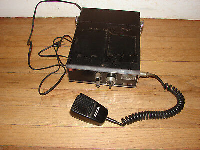 SWAN FM-2XA Two meter FM transceiver with microphone and power supply.