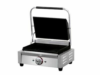 Griddle, Electric, 310x310x200 mm, up Grooved, Electric Grill, Table Barbecue
