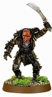 Classic OOP Lord of the Rings Mordor --- GRISHNAKH - ORC CAPTAIN --- Two Towers