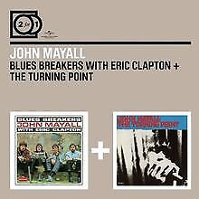 2 for 1:Bluesbreakers With Eric Cl./Turning Point von Maya... | CD | Zustand gut