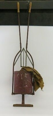 Antique R. Armstrong MFG New Home Vacuum Cleaner - Cincinnati, OH - DAL