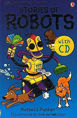 Stories of Robots (Young Reading Series 1) (3.11 Young Reading Series One with A