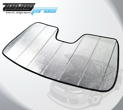 Custom Fit SunShade Heat Shield Sun Shade For Mercedes W204 C230 C280 2008-2014