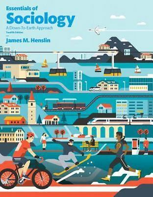 Essentials of Sociology (12th Edition) by Henslin, James M.