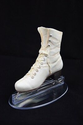 JUST THE RIGHT SHOE FIGURE 8 Collectible Miniature Ice Skate w/COA