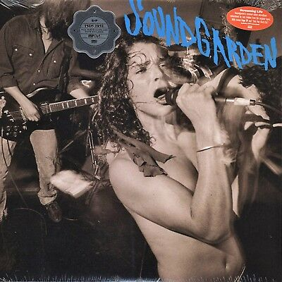 SOUNDGARDEN Screaming Life / Fopp 2-LP EP Audioslave temple of the dog cornell