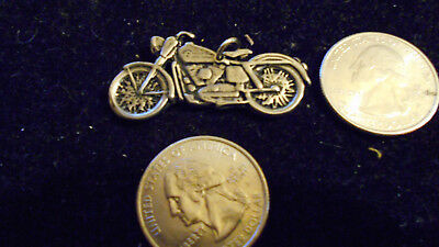 bling pewter casino biker motorcycle race fashion pendant charm necklace jewelry