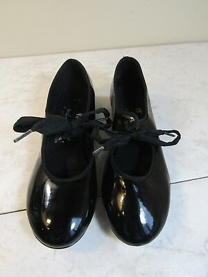 American Ballet Theatre Tap Shoes Spotlights Youth Girls Size 1.5