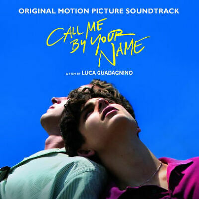 Call Me By Your Name / O.S.T. - Film Soundtrack's / Musical's CD