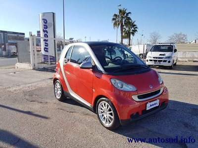 SMART ForTwo 1000 52 kW coupé passion GPL