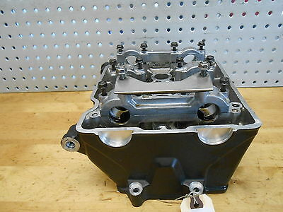 H76 Honda CBR500R 2014 Engine Cylinder Head Assembly w Valves 13332 Miles