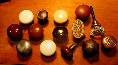 14  Antique Door Knobs Victorian Door Hardware Vintage Interior Door Knob